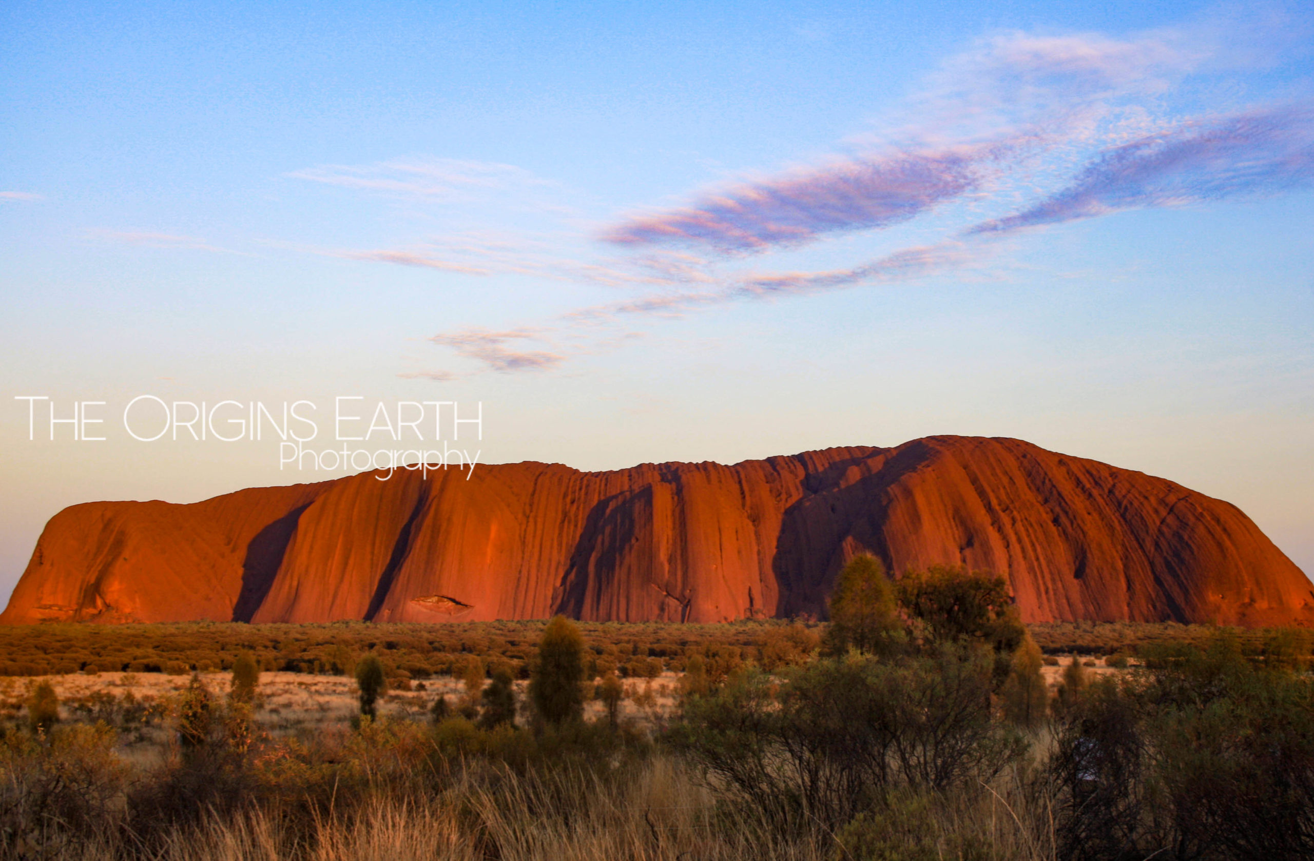 nature around uluru
